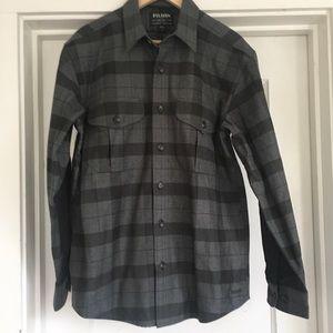 NWOT Filson Denim Shirt